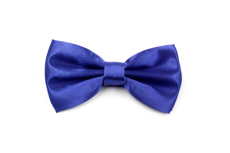 Mens Bow Tie - Blue
