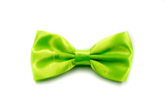Mens Bow Tie - Chaos Green