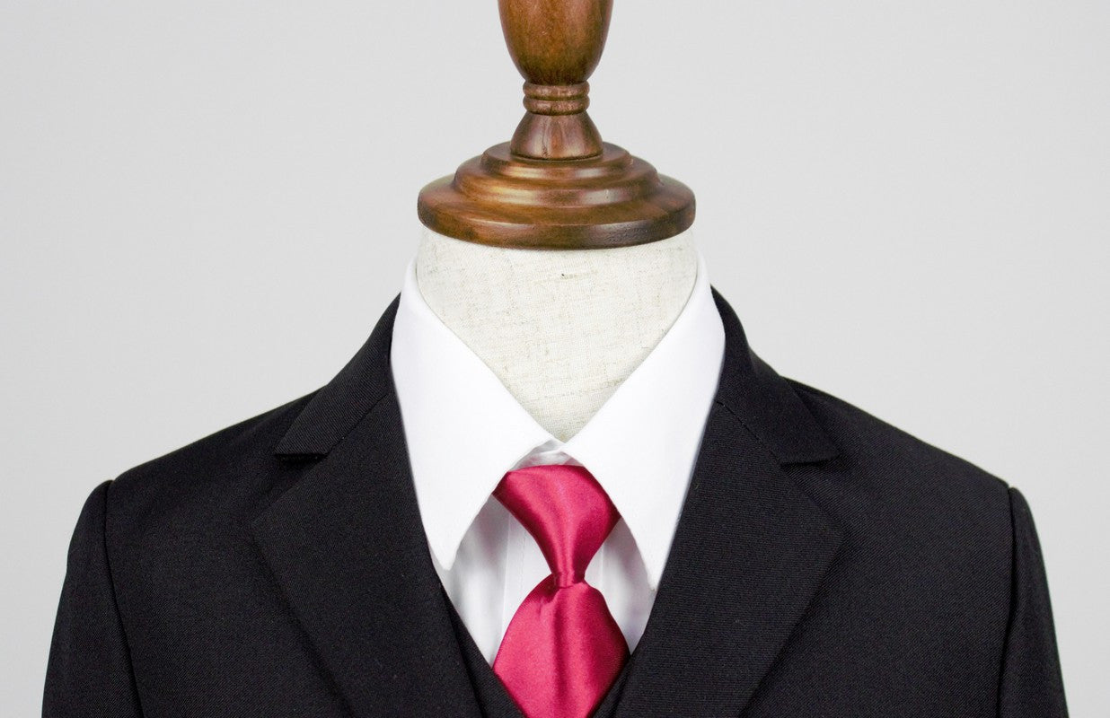 Baby Ties - Fuschia