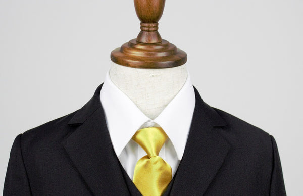Baby Ties - Gold Yellow