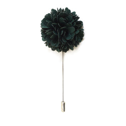 Lapel Pin - Emerald Green