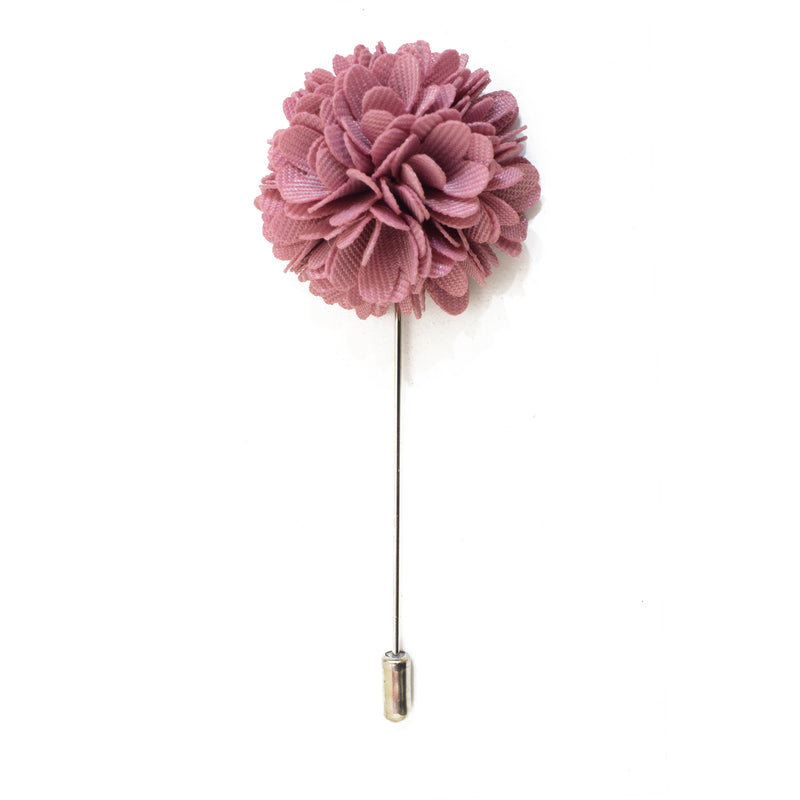 Lapel Pin - Dusty Pink