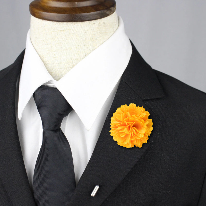 Lapel Pin - Yellow