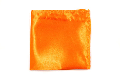 Pocket Square - Orange
