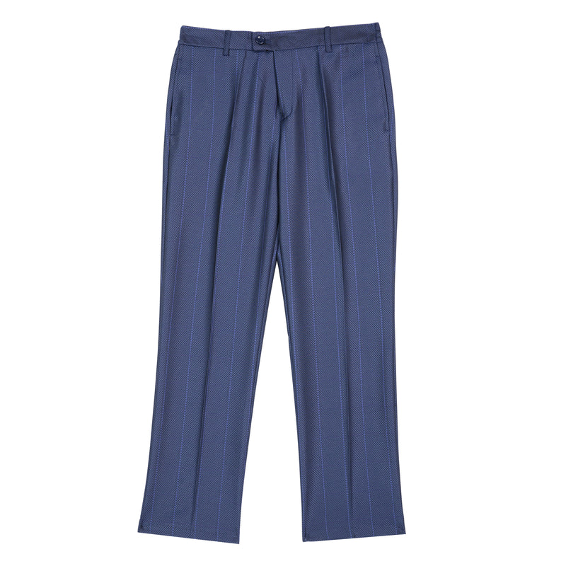 Boys Duke Of Navy Trousers