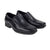 Boys Square Tip Slip On Shoes