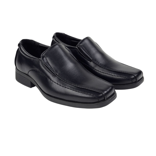 Cardiff Slip On - Black