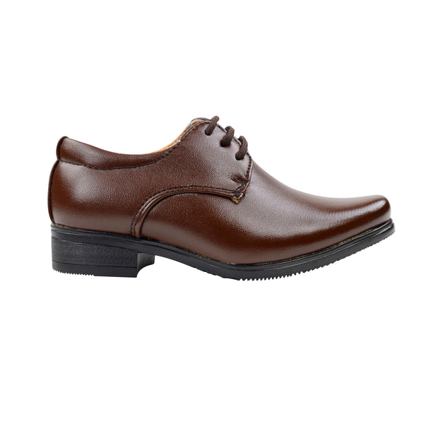 Berlin Derby Shoes - Baby Brown