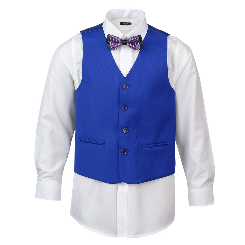 Boys Royal Blue Suit