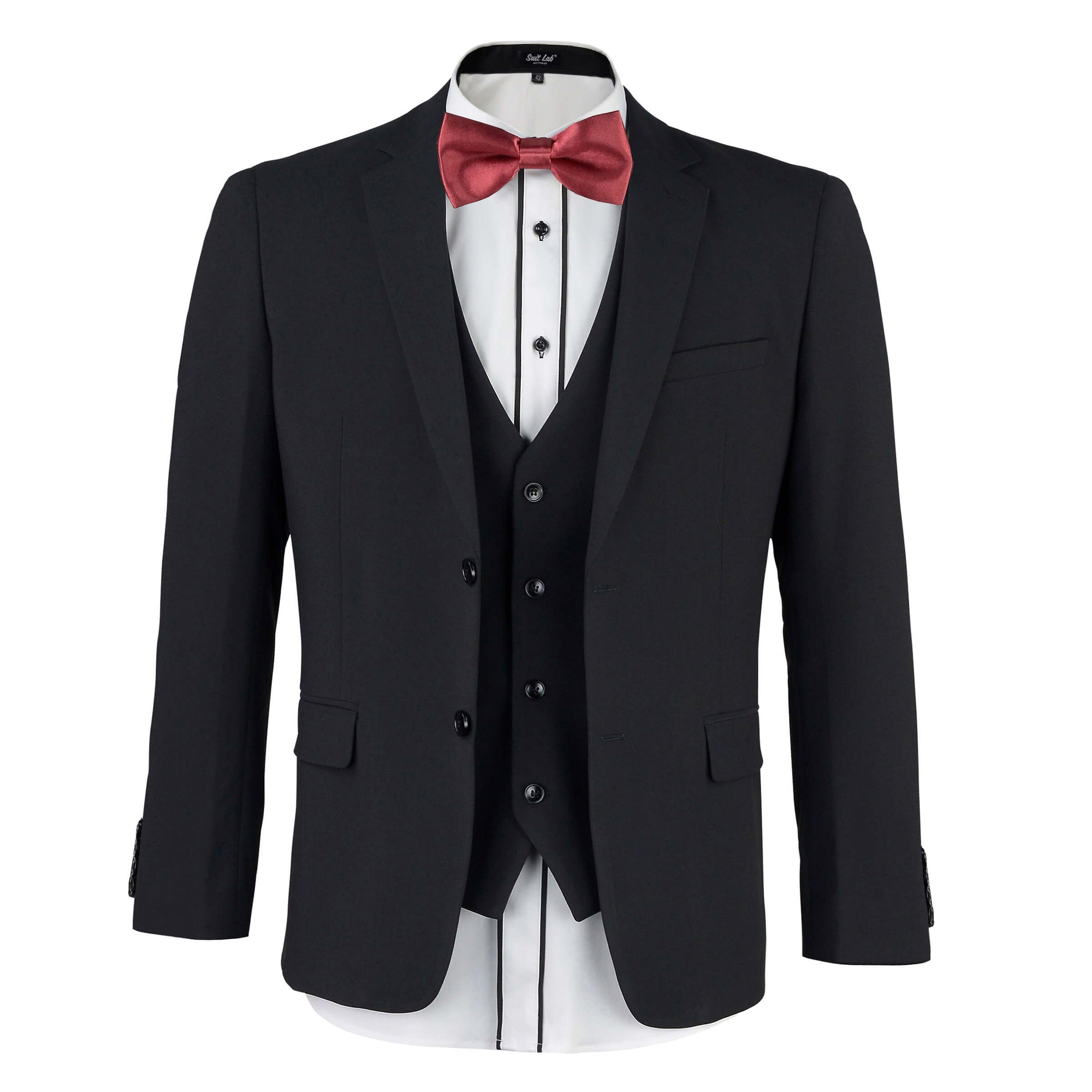 Black Mens Suit