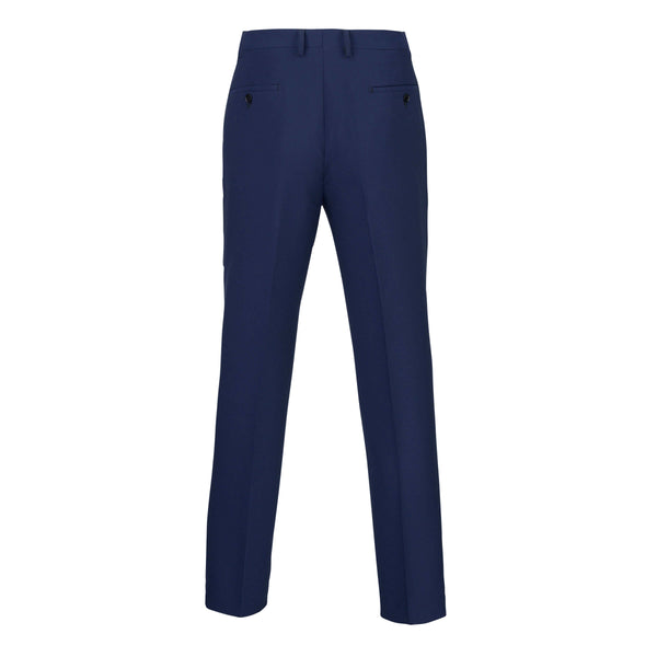 Men Suit Pants - Dark Horse Navy