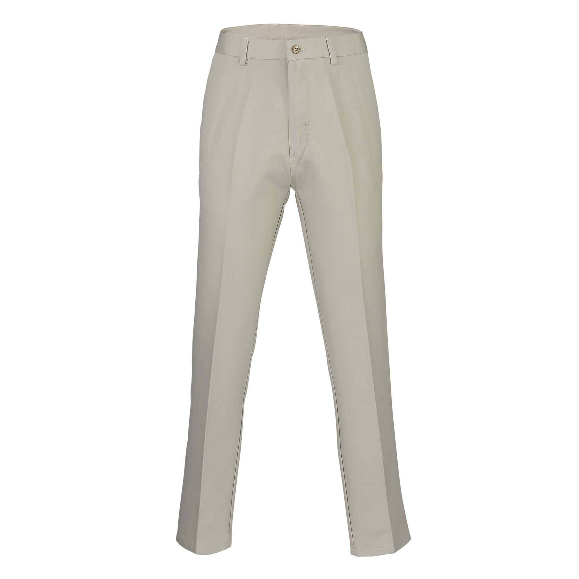 Mens Khaki Pants - Light Stone
