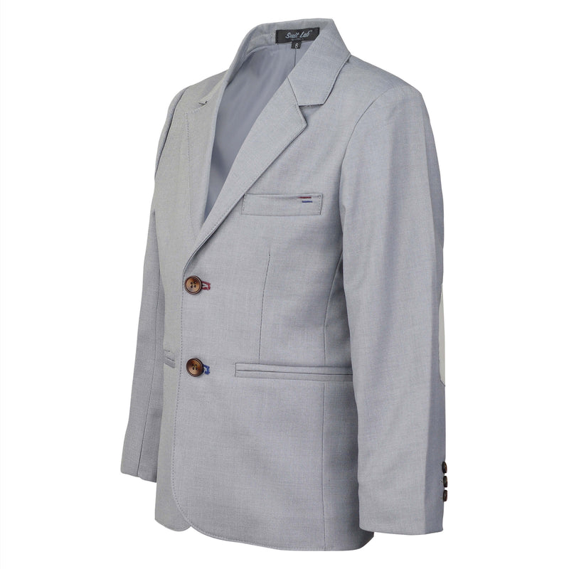 Boys Sports Jacket - Grey