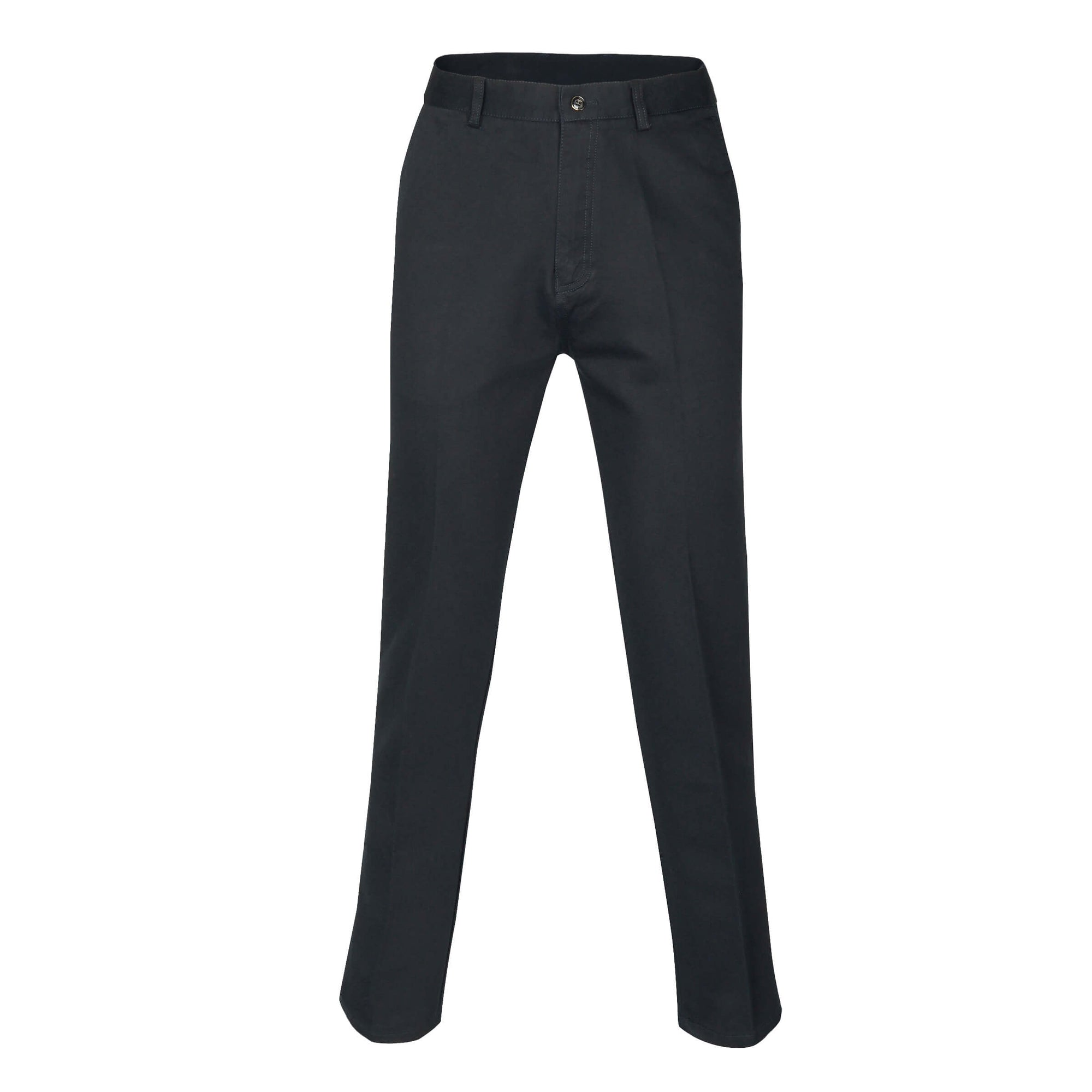 Mens Khaki Pants - Black