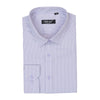 Mens Light Pink Textured Dress Shirt