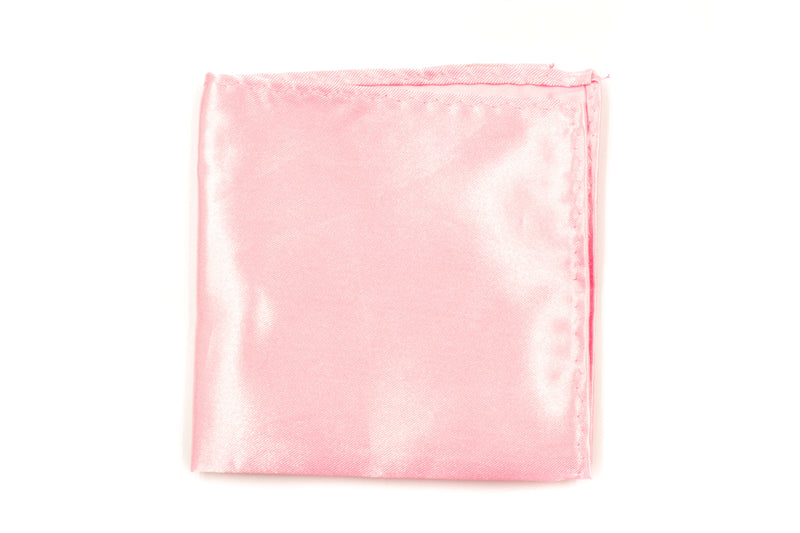 Pocket Square - Rose Pink