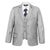 Boys Bone Grey Suit