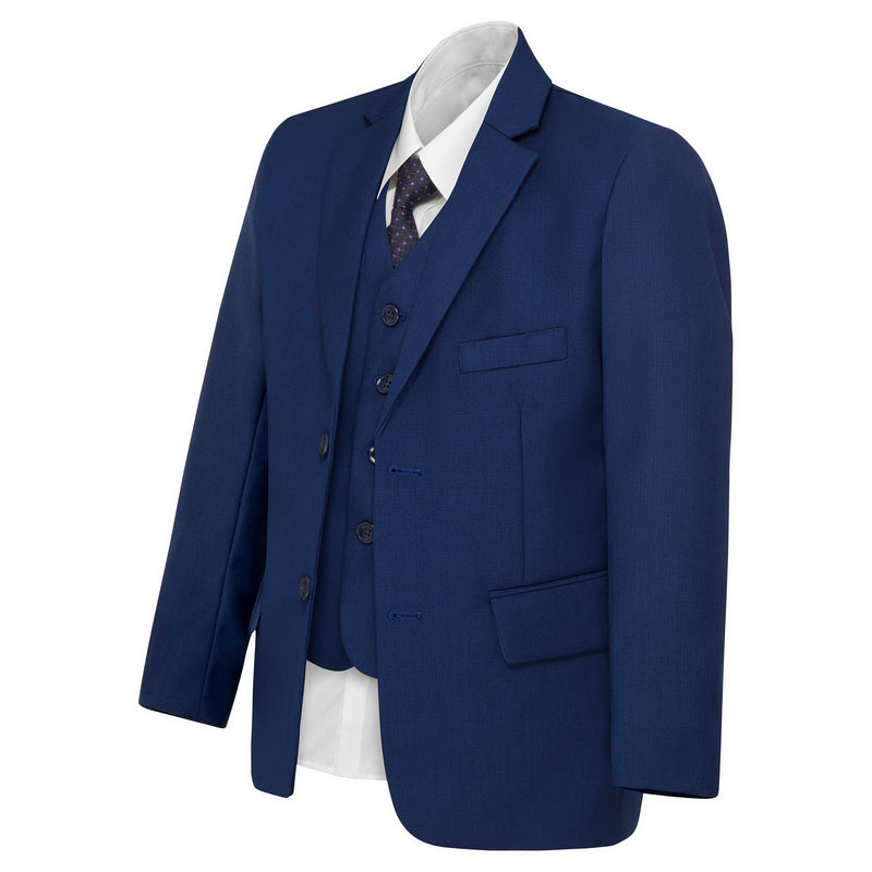 Boys Dark Horse Navy Suit