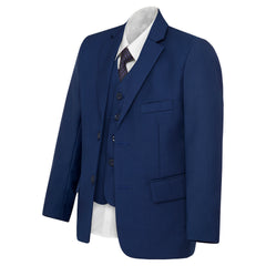 Boys' Dark Horse Navy Suit