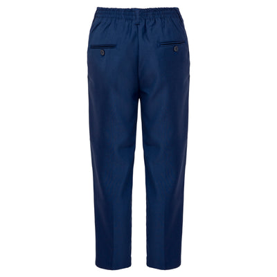 Boys Navy Blue Trousers