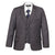 Boys Charcoal Grey Jacket