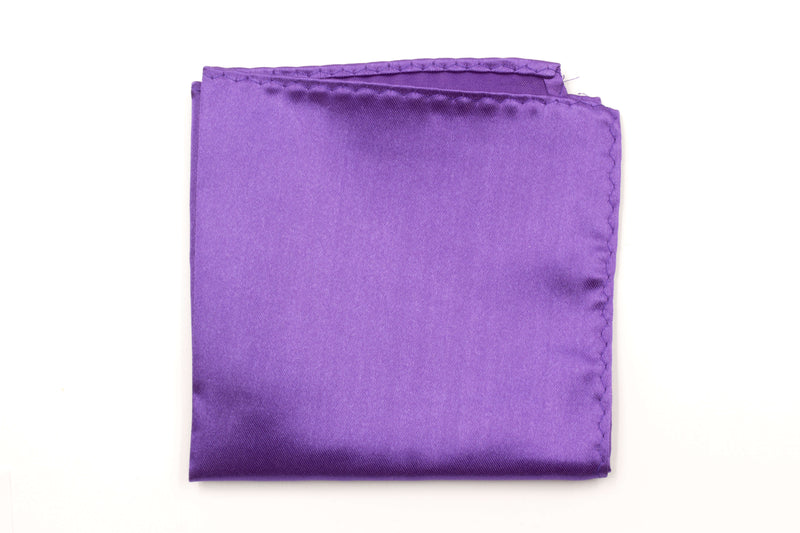 Pocket Square - Violet Purple