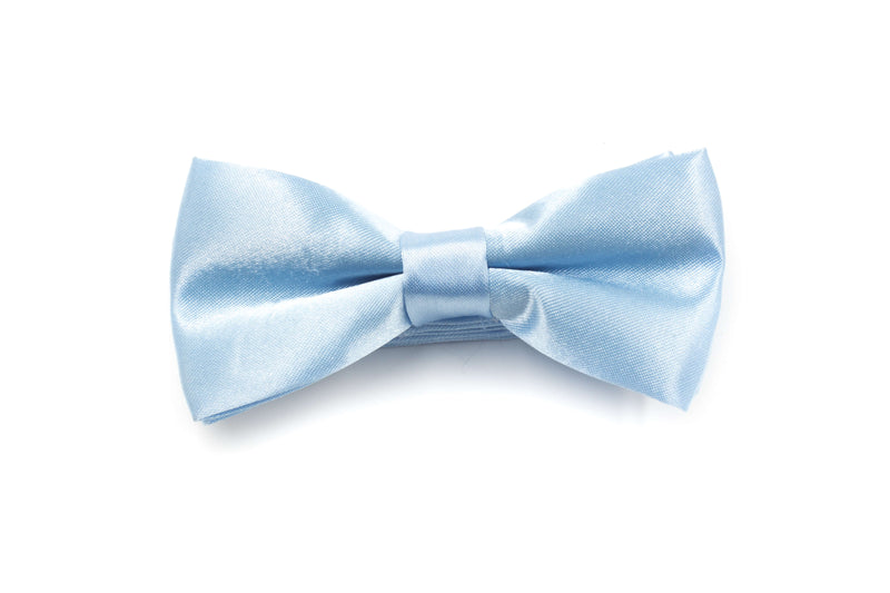 Boys Bow Tie - Baby Blue