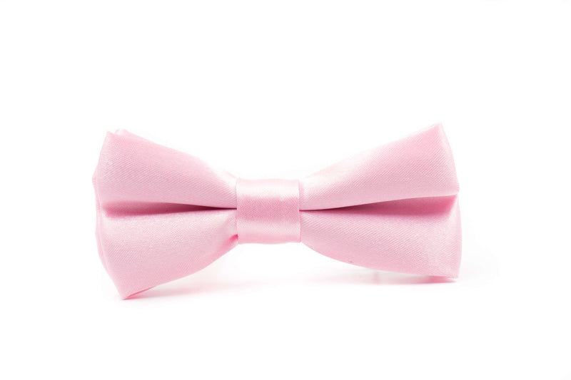 Boys Bow Tie - Baby Pink