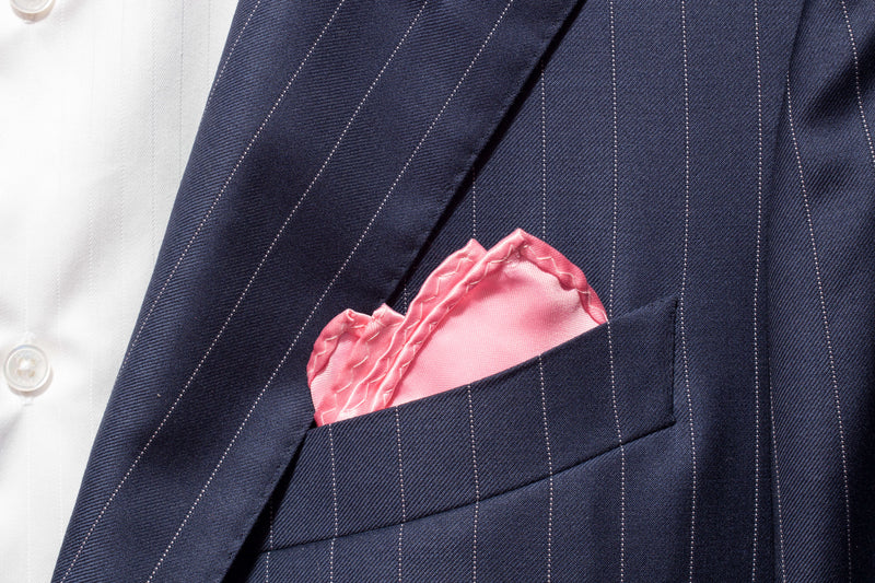 Pocket Square - Baby Pink