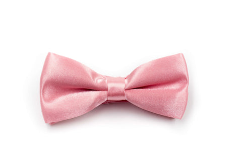Boys Bow Tie - Rose Pink
