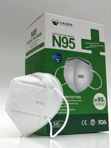 N95 - 50pcs/box Highest Protective Mask