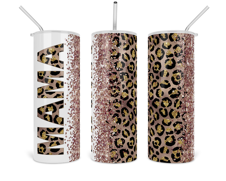 20-ounce-mama-glitter-leopard-skinny-tumbler-with-straw-mothers-day-gift-mom-fab five print shop