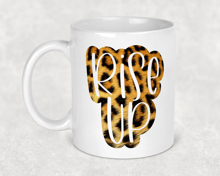 rise-up-leopard-print-animal-print-11-ounce-ceramic-coffee-tea-mug-2-fab give print shop