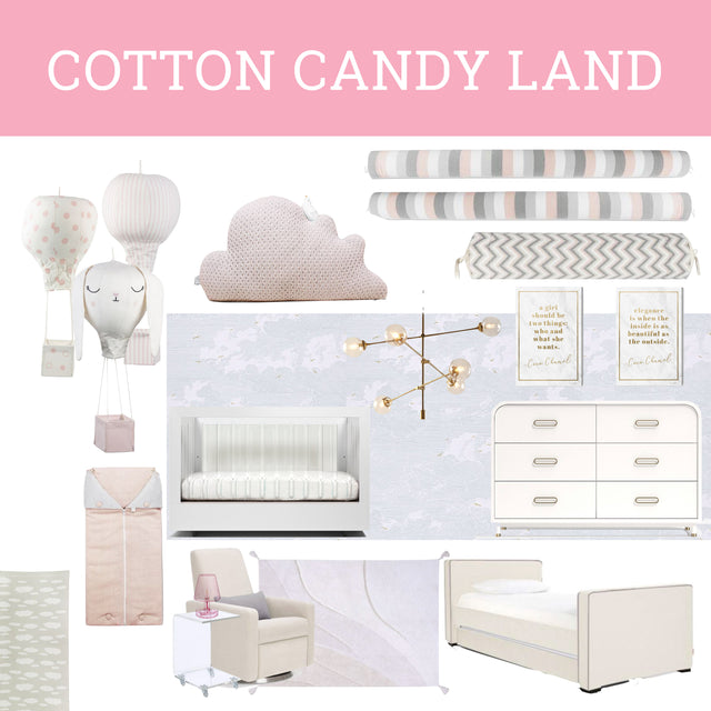 Cotton Candy Land