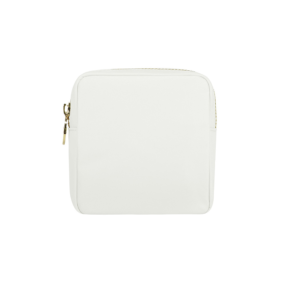 Classic Mini Pouch - White - Give Wink