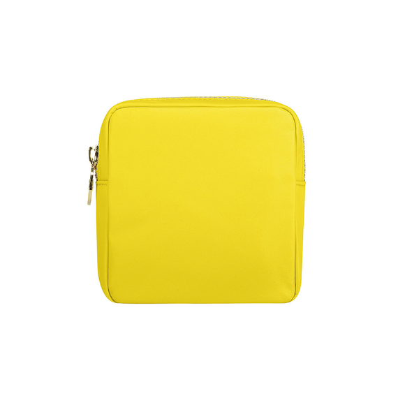 Classic Mini Pouch - Yellow - Give Wink