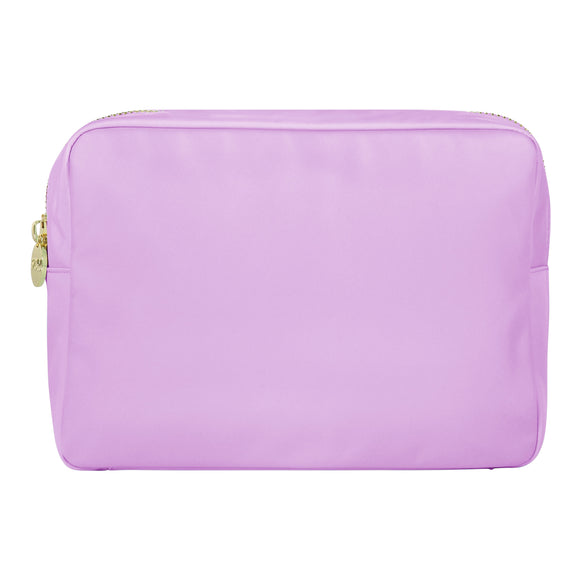 Classic Large Pouch - Purple - Give Wink