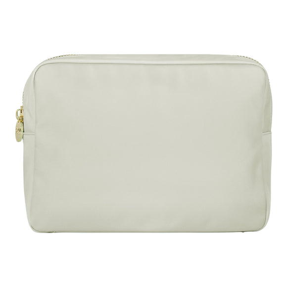 Classic Large Pouch - Grey - Give Wink