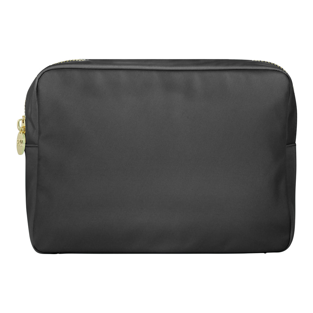 Classic Large Pouch - Black - Give Wink