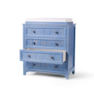DucDuc NYC Stonington 4 Drawer Changer - Give Wink