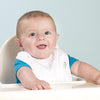 Muslin Bibs made from Organic Cotton (5 pack) - Give Wink