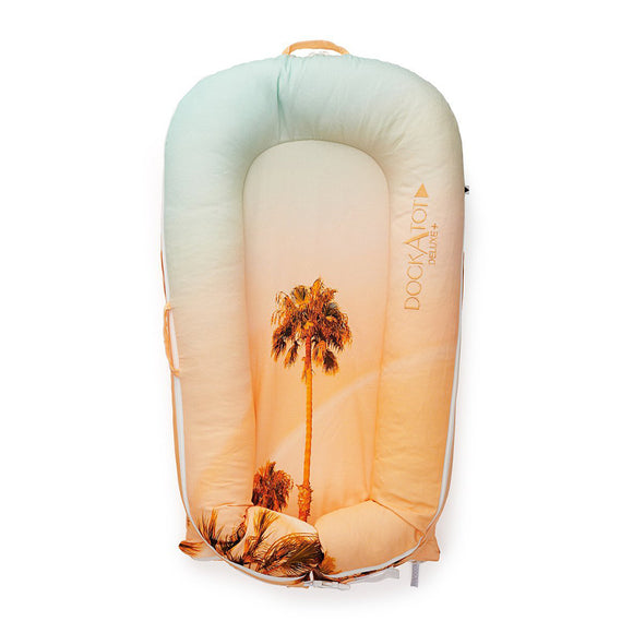Desert Palm Deluxe+ Dock. Miami Baby Store. pc1