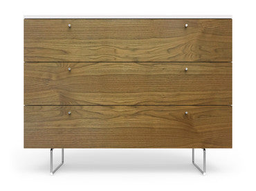 Alto Dresser Wide - Spot on Square - Miami Baby Store - Walnut