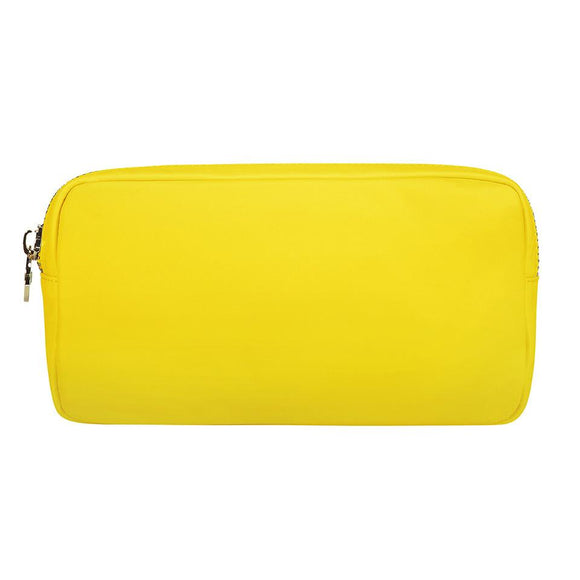 Classic Small Pouch - Yellow - Give Wink