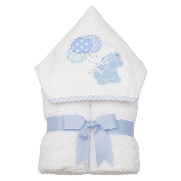 Bear Hooded Towel - Give Wink