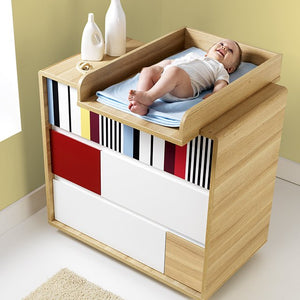 Little Guy Comfort Evolve Dresser - Give Wink