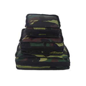 Camo Stacking Organizing Trio - Give Wink
