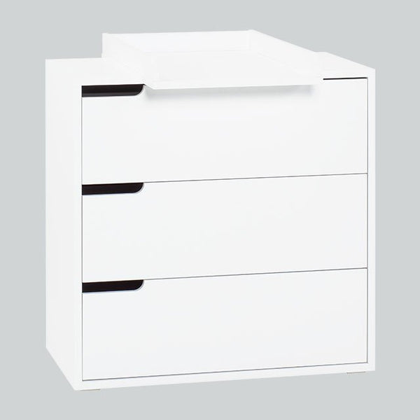 Little Guy Comfort Milk Dresser/Changing Table - Give Wink