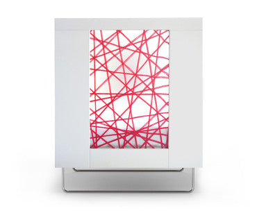 Alto Crib of Spot on Square - Give Wink Miami Baby Store - Red Strands
