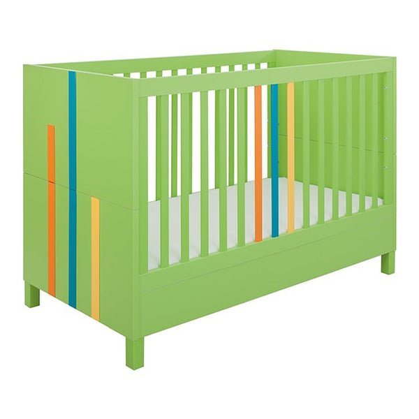 Little Guy Comfort Hometown Convertible 3-in-1 Crib/Youth Bed - Give Wink